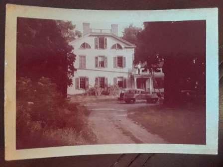 Seward house in New Hackensack, NY