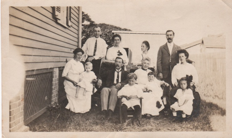 Avenell families