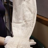 Cotton sleeve